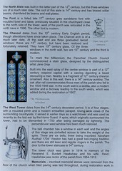 166-20180714_Weston under Penyard Church-Herefordshire-Church information leaflet-page 3 of 4 (Nick Kaye) Tags: westonunderpenyard herefordshire england church