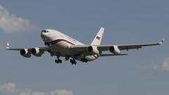 RA-96023 Rossiya - Special Flight Detachment Ilyushin Il-96 (Nathan_Ivanov) Tags: airplane aircraft spotting uuww vko vnukovo ilyushin il96