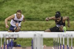 Never give up (squirrel.boyd) Tags: cyril boyd photography athletics 110mhurdles hurdles men jump sprint
