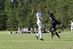 "KLEB3518 (bil_kleb) Tags: outdoor ""team sport"" ""field game"" sports actions sport youth boys men u19 virginia ""high school"" soccer tabb ths varsity"