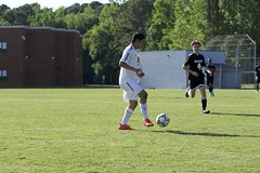 "KLEB3097 (bil_kleb) Tags: outdoor ""team sport"" ""field game"" sports actions sport youth boys men u19 virginia ""high school"" soccer tabb ths varsity"