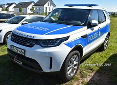 Bundespolizei LR Discovery BP.22-466 (policest1100) Tags: landrover land rover discovery police bundespolizei