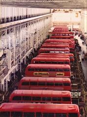 London transport Aldenham works 1980's. (Ledlon89) Tags: bus buses london transport londonbus londonbuses londontransport