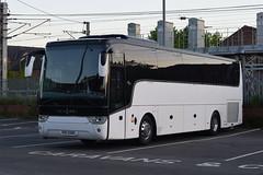KXZ3200  (YJ65GLV)  Quinn, Newry (highlandreiver) Tags: kxz3200 kxz 3200 yj65glv yj65 glv quinn coaches newry ireland irish bus coach van hool tx mearns blantyre carlisle cumbria