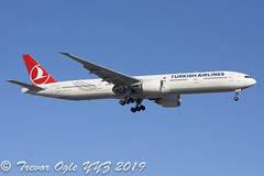 DSC_0305Pwm (T.O. Images) Tags: tclje turkish airlines boeing 777 777300 toronto pearson yyz