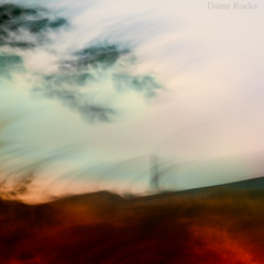 Expressing my view. Colour (Diane Rocks 3M views. Thank you) Tags: icm ramsbottom lancashire motion colour moorland peeltower 70200mm canon home