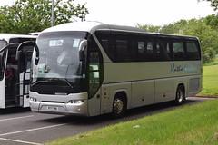 R77THO  Ratho Coaches (highlandreiver) Tags: r77tho r77 tho ratho coaches edinburgh neoplan tourliner bus coach carlisle cumbria