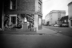 Therapy by Inkie (weirdoldhattie) Tags: bristol therapy inkie graffiti streetart art clarenceplace bs2 urban