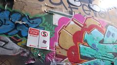 Union Lane, Melbourne (Josh Khaw) Tags: graffiti lane laneway melbourne sign traffic parking australia urban street city colourful paint colour art