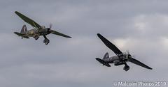 I20A7587 (flying.malc) Tags: shuttleworth oldwarden plane planes aeroplane aeroplanes aircraft airfield ww2 war warbirds classic veteran