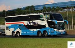 Debus Turismo - 2020 (RV Photos) Tags: turismo bus onibus doubledecker br116 rodoviapresidentedutra debusturismo marcopolo marcopolog7 paradiso1800dd scania