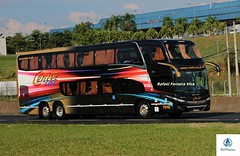 Center Tur - 7019 (RV Photos) Tags: turismo bus onibus doubledecker br116 rodoviapresidentedutra centertur marcopolo marcopolog7new paradiso1600ld volvo