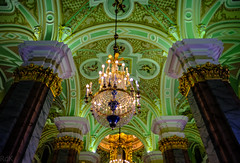 Cathedral of St Peter and St Paul, St, Peterburg (Raphael de Kadt) Tags: cathedral russia saints peter paul cathedralofstpeterandstpaul russianorthodoxchurch vibrantcolours vibrantcolors artisticphotography archtecture architecturalphotography saintpetersburg petershof