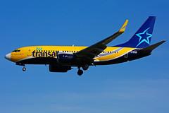 C-GTQP (Air Transat) (Steelhead 2010) Tags: airtransat boeing b737 b737700 yyz creg cgtqp
