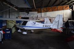 D-MJCC Ikarus Comco C-42 (graham19492000) Tags: konstanzairfield dmjcc ikarus comco c42