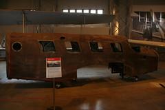 G-ACYK Cruiser (Vernon Harvey) Tags: museum flight east fortune gacyk spartan cruiser