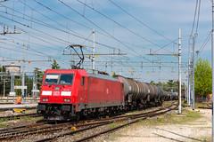 483.106 (atropo8 - fb.me/maniallospecchio) Tags: 483106 db dbcargoitalia train treno zug merci freight cargo verona veneto italy nikon italia