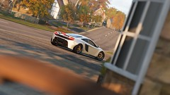 Mclaren 650s Coupe (2) (BugattiBreno) Tags: fh4 forza horizon 4 racing driving stance 650s mclaren ford gt 2017 interior shots screenshot edinburgh ambleside steering wheel american car fast speed supercar taillights headlights
