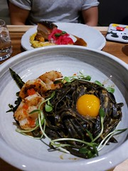 Vancouver Restaurants: The Rise Eatery (x3unice) Tags: vancouver vancouverfood foodie pasta seafood