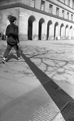 Shadowed (4foot2) Tags: streetphoto streetshot street streetphotography candidportrate candid reportagephotography reportage people peoplewatching interestingpeople manchesterpeople manchester colonnade shadows shadow analogue film filmphotography 35mmfilm 35mm 35mmf2 35mmf2summicron summicron leica leicam3 m3 monochrome mono bw blackandwhite rangefinder trix kodaktrix kodak rodinal standdevelop 2019 fourfoottwo 4foot2 4foot2flickr 4foot2photostream