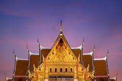 Narai on Garuda, Phra Ubosot, Wat Benchamabophit (aey.somsawat) Tags: architecture bangkok buddhisttemple garuda godandangel marbletemple narai narayana temple thaiarchitecture thailand themarbletemple wat watbenchamabophit
