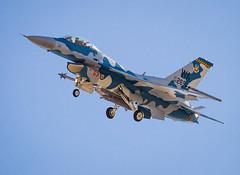 F-16C_Nellis AFB_R5C2357_SCY (syoumans07) Tags: ef100400mm