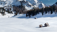 Prato Piazza / Plätzwiese (dieLeuchtturms) Tags: frühjahr schnee 16x9 südtirol europa italien dolomiten alpen plätzwiese adige alps altoadige dolomites dolomiti europe italia italy pratopiazza southtirol southtyrol snow spring braies bozen 20190419