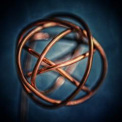 Macro Mondays - Copper (frankvanroon) Tags: macromondays copper macro abstract mm hmm