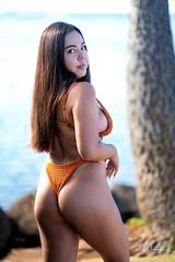 Lehiwa 01 (JUNEAU BISCUITS) Tags: portrait portraiture hawaii hawaiiphotographer bikini swimwear swimsuit sony