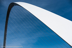 Gateshead Milennium Bridge (www.chriskench.photography) Tags: england bridge unitedkingdom 18135 city greatbritain tyneside fujifilm gb britain uk xt2 architecture kenchie wwwchriskenchphotography newcastle buildings newcastleupontyne