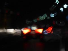 astratto bagnato (fotomie2009) Tags: road pioggia sera rain night notte notturna notturno nocturne automobile cars lights