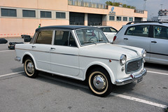 Fiat 1100 (Maurizio Boi) Tags: fiat 1100 car auto voiture automobile coche old oldtimer classic vintage vecchio antique italy