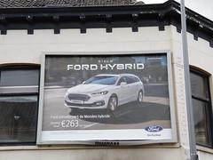 Ford Mondeo (brizeehenri) Tags: ford mondeo rotterdam