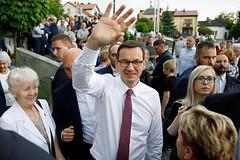Wizyta w Wodzisławiu (19.05.2019) (Prawo i Sprawiedliwość) Tags: pis prawoisprawiedliwość premier mateuszmorawiecki wodzisław