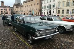 Opel Rekord A (Giulio Pedrana - La Tenaglia Impazzita) Tags: opelfans opel vintagecars raduniautostoriche mantova