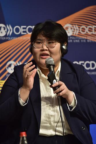 2019 OECD Forum: Social Media & Identities