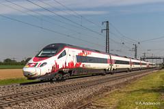 EMU 503024 20190517 Auggen (steam60163) Tags: auggen class503 switzerland swissrailways germanrailways germany