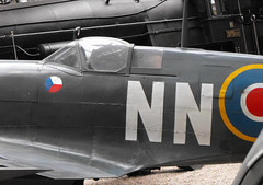 "Spitfire LF Mk.IXE 00011 • <a style=""font-size:0.8em;"" href=""http://www.flickr.com/photos/81723459@N04/46973141155/"" target=""_blank"">View on Flickr</a>"