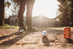 Petanque (AlexanderHorn) Tags: summer may warm spring finland outdoor games fun funny fresh sunset sunlight