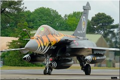 Rafale A, EC 3/30, Armée de l'Air, 30-GN (OlivierBo35) Tags: ntm tigermeet tiger spotter spotting mdm xmj lfbm rafale darktiger