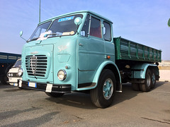 Alfa 1000 (Actros1857LS) Tags: camion truck trucks kipper tipper alfa romeo mille epoca oldtimer