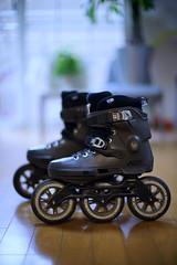 NEXT 125 PRO (gnsk) Tags: skate patins rollerblading myfit fatboy voigtlander nokton 50mm f11 cosina japan ilce7rm2 dof bokeh inlineskate