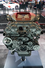 NYIAS - Nissan (MediaGamut) Tags: nyias cars automotive newyorkautoshow engines nissan nissangtr