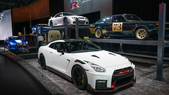 NYIAS - Nissan (MediaGamut) Tags: nyias cars automotive newyorkautoshow nissan nissangtr