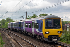 Northern 323232 (Mike McNiven) Tags: arriva railnorth northern emu electric multipleunit liverpool limestreet manchesterairport manchester airport crewe gatley