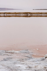 Sel (hubertguyon) Tags: iran perse persia asie asia moyen proche orient middle east paysage landscape lac salé sel salt salted lake maharloo
