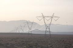 Electricité (hubertguyon) Tags: iran perse persia asie asia moyen proche orient middle east paysage landscape montagne mountain