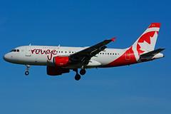 C-GARO (Air Canada - rouge) (Steelhead 2010) Tags: aircanada rouge airbus a319 a319100 yyz creg cgaro