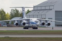 A56A2707@L6 (Logan-26) Tags: ilyushin il76td90vd ra76503 msn 2093422748 volgadnepr airlines riga international rixevra latvia airport aleksandrs čubikins