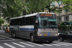 IMG_5744 (GojiMet86) Tags: mta nyc new york city bus buses 2005 d4500cl 3111 nis not in service 5th avenue 86th street